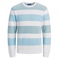 [해외]잭앤존스 Side Pale Blue / Stripes Cameo Blue / White