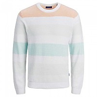 [해외]잭앤존스 Side Shell Coral / Stripes Pale Blue / Sea Angel / White