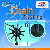[해외]STAR BLUBIKE Chain Cleaner Machine 1137822405 Black / Clear