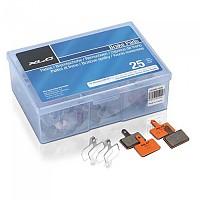 [해외]XLC BP-O07 Organic Brake Pads Tektro 50 Units 1137696027 Orange