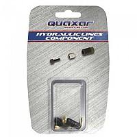 [해외]FASI Quaxar Replacement Set For Shimano Hydraulic Brake 1137705098 Black