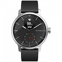 [해외]WITHINGS Scan Watch 42 mm 4137594199 Black