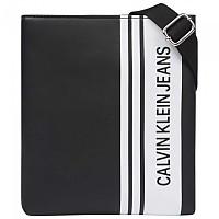 [해외]캘빈클라인 ACCESSORIES Striped Logo Micro Flatpack