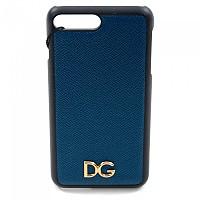 [해외]돌체앤가바나 731755 Women iPhone 7/8 Plus Case Navy Blue