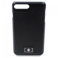 [해외]돌체앤가바나 731769 Men iPhone 7/8 Plate Case Black