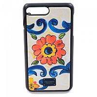[해외]돌체앤가바나 734003 Men Maiolica iPhone Cover 7/8 Plus White