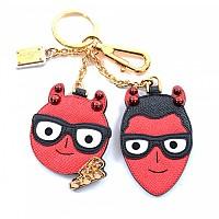 [해외]돌체앤가바나 733968 Women Keyring Designers Demons Red