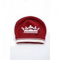 [해외]돌체앤가바나 734143 Men Cashmere Crown Hat 137945191 Dark Red
