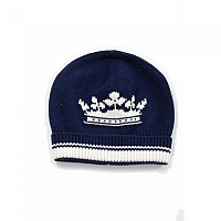 [해외]돌체앤가바나 734143 Men Cashmere Crown Hat 137945192 Navy Blue