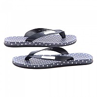 [해외]돌체앤가바나 733921 Men Leather Flip-Flops Man137945118 Navy Blue