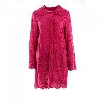 [해외]돌체앤가바나 731470 Women Coat Dark Pink