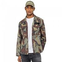 [해외]리플레이 M8138A.000.73354.010 Jacket Camo Black / Military / Brown