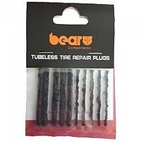 [해외]BEAR Tubeless Tire Repair Plugs 10 Units 1137898892 Black