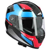 [해외]ASTONE GT 900 Race 9137944823 Gloss Chrome Blue / Black