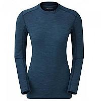 [해외]몬테인 Primino 140 Long Sleeves 4137476465 Narwhal Blue