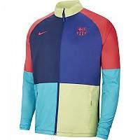 [해외]나이키 FC Barcelona Dri Fit Repel Academy All Weather 20/21 3137913693 Deep Royal Blue / Blue Void / Light Fusion Red