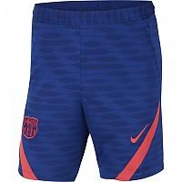 [해외]나이키 FC Barcelona Dri Fit Strike 20/21 3137913952 Deep Royal Blue / Light Fusion Red