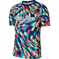 [해외]나이키 FC Barcelona Breathe Pre Match 20/21 3137914032 Blue Void / Blue Void / Limelight
