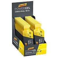[해외]파워바 PowerGel Original 41gr x 24 Gels 3137875504 Black / Yellow