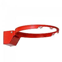 [해외]POWERSHOT Flexible Basketball Ring With 2 Springs 3137817521 Red