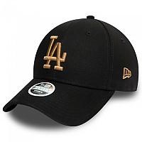 [해외]뉴에라 Colour Essential 9Forty Los Angeles Dodgers Black / White