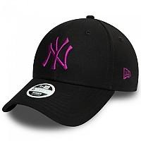 [해외]뉴에라 Colour Essential 9Forty New York Yankees Black