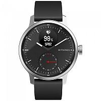 [해외]WITHINGS Scan Watch 42 mm 137594199 Black