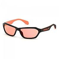 [해외]아디다스 ORIGINALS OR0021 137949066 Shiny Black / Orange