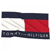 [해외]타미힐피거 언더웨어 Towel 137946807 Tommy Flag Large Signature