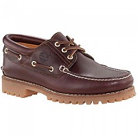 [해외]팀버랜드 Authentics 3 Eye Classic Lug Stretch Man136421677 Burgundy