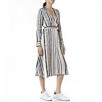 [해외]리플레이 W9605A.000.73372.010 Dress White / Black / Sand / Lavander