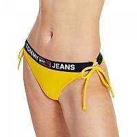 [해외]타미힐피거 언더웨어 Cheeky String Side Tie Bikini Bottom Amber Glow
