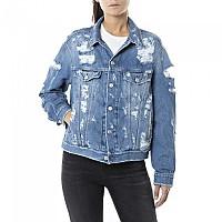 [해외]리플레이 W311.000.10889R.009 Jacket Medium Blue