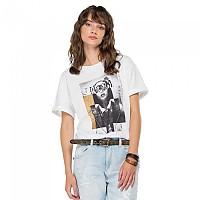 [해외]리플레이 W3301F.000.22662.001 T-Shirt 137931856 White