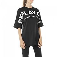 [해외]리플레이 W3306D.000.22980P.098 T-Shirt 137931858 Black