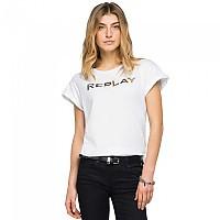 [해외]리플레이 W3525.000.23168P.001 T-Shirt 137931964 White