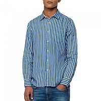 [해외]리플레이 M4053.000.72308.020 Shirt Blue / White