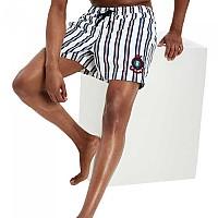 [해외]타미힐피거 언더웨어 Medium Drawstring-Print Hil Heraldic Stripe White