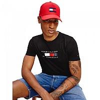 [해외]타미힐피거 Logo Box Stripe 137946661 Black