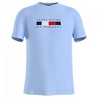 [해외]타미힐피거 Logo Box Stripe 137946662 Sweet Blue