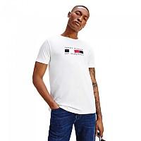 [해외]타미힐피거 Logo Box Stripe 137946663 White