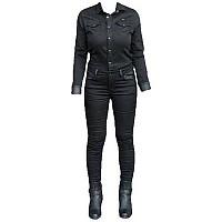 [해외]OVERLAP Tess Suit 9137944857 Black