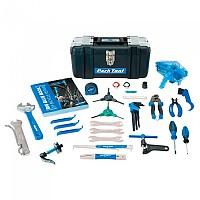 [해외]PARK TOOL AK-5 Advanced Mechanic Tool Kit 1137771226 Black / Blue