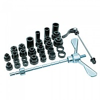 [해외]PARK TOOL HBP-1 Hub Bearing Press Set 1137772346 Silver