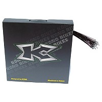 [해외]KCNC Road Brake Wire 50 Units 1137567086 Black