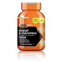 [해외]NAMED SPORT Acetyl L-Carnitine 60 Caps 4137552297 Neutral