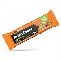 [해외]NAMED SPORT ProteinBar 50gr x 12 Units 4137947728 Cookies & Cream