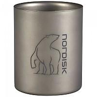 [해외]노르디스크 Titanium Double Wall Mug 450ml 4137942578 Grey