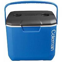 [해외]콜맨 Rigid Cooler Performance 28L 4137947680 Black / Blue