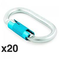 [해외]FIXE CLIMBING GEAR Steel Automatic Close Pack 20 4137760661
